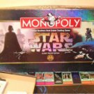 Star Wars Classic Trilogy Edition Monopoly Board Game 1997 Parker Brothers