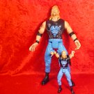 2 WCW DIAMOND DALLAS PAGE TALKING ACTION FIGURE