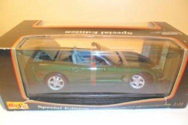 MIB Maistro Special Edition 1998 Corvette Convertible Model Car