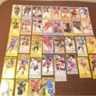 1993-94 Fleer Power Play Point Leaders treading tall cards