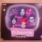 2002 THE OSBOURNE TRIVIA BOARD GAME COMPLETE
