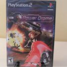 SONY PLAYSTATION PS2 POWER DROME GAME NEW SEALED