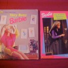 LOT OF 2 BARBIE BOOKS