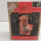 "MIB 1090 Hallmark KeepSake Ornament ""Santa's Hot Line"""
