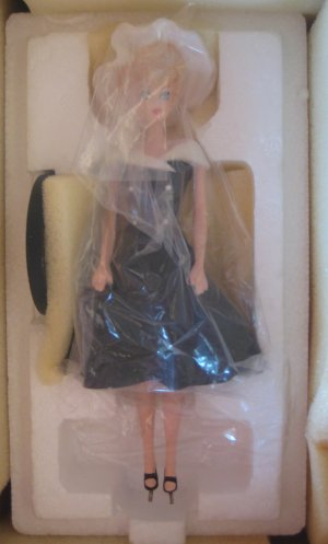 The 1962 Barbie After Five