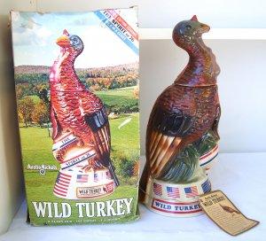 Wild Turkey Spirit of '76 Decanter