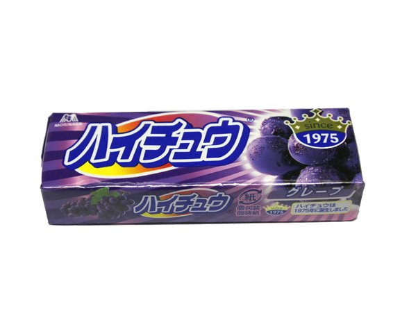 Morinaga Hi-chew -- Grape -- small pk
