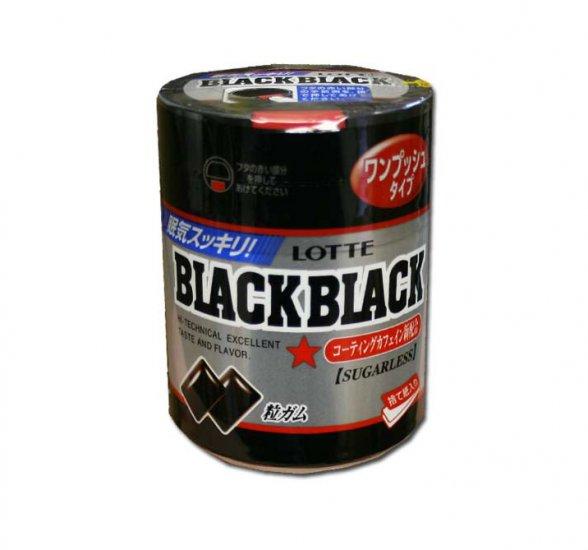 Black Black Pop Top Bottle Sugarless [Lotte]
