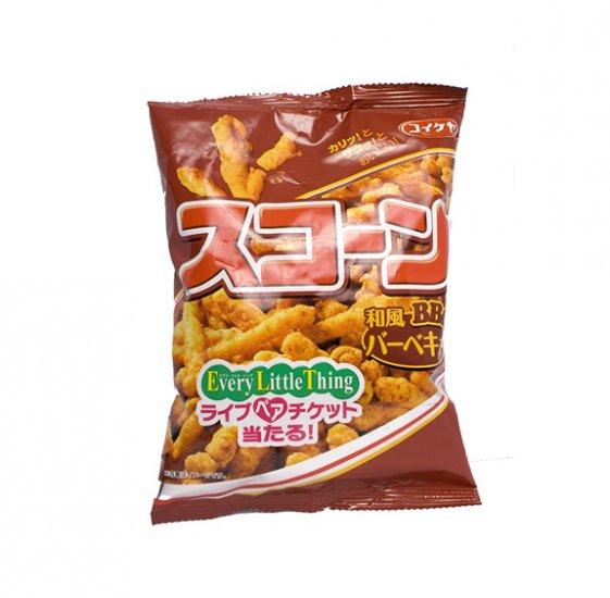 Scorn Japanese style BBQ flavor-Koikeya