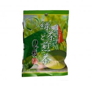Tokai-Green tea candy. Ryokucha, Sencha
