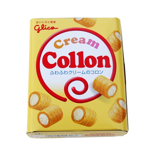 Glico Cream Collon