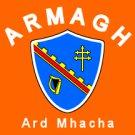Armagh County Crest Flag