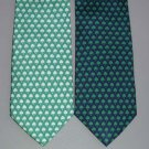 Shamrocks Irish Ties Green Backround