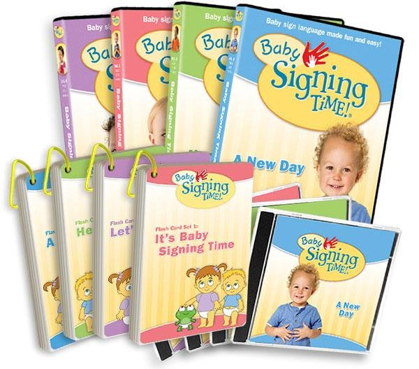 Baby Signing Time Full Collection