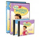Baby Signing Time Vol. 3-4 DVD Gift Set