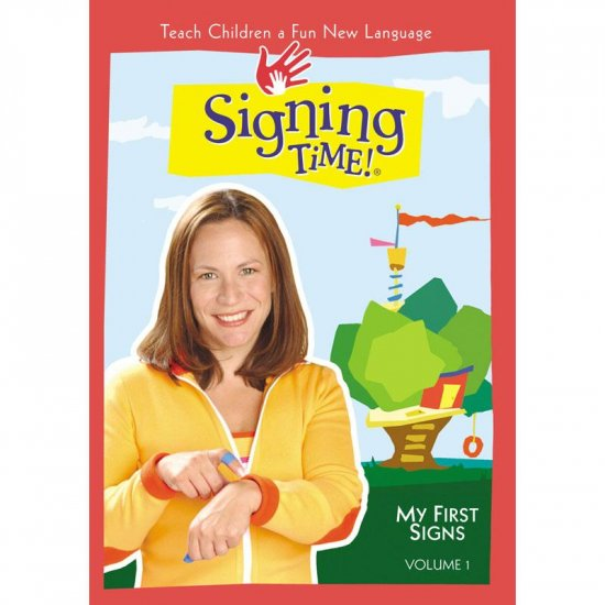 Vol. 1: My First Signs - DVD