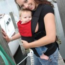 Action Baby Carrier Organics- Red (Sin$192.50)