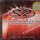 2 Unlimited Very Best Of 2 CD Album + MegaMixes SEALED