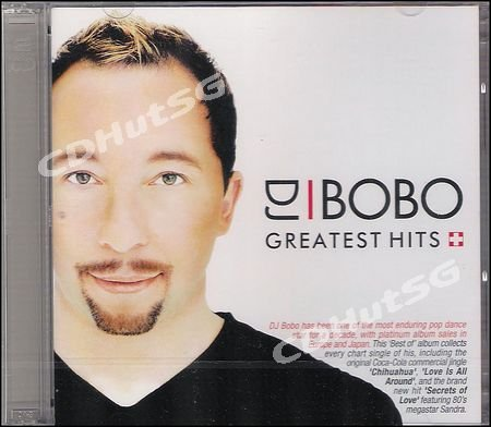 DJ BoBo GREATEST HITS 2006 2 CD Edition Euro Dance NEW!