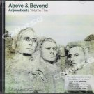 Anjunabeats V.5 ABOVE & BEYOND Mixed UK Trance 2 CD NEW