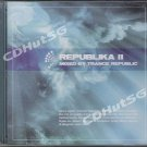 REPUBLIKA.2 Trance Republic Mixed 2 CD Above & Beyond