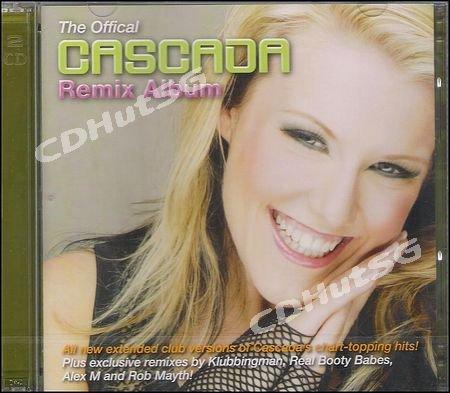 Cascada OFFICIAL REMIX Album 2 CD Ready For Love 2007