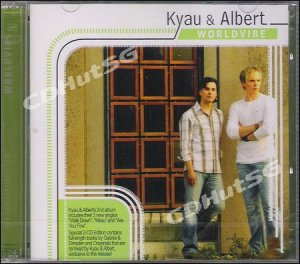 Kyau & Albert WORLDVIBE Trance 2 CD Album + Mixes New!