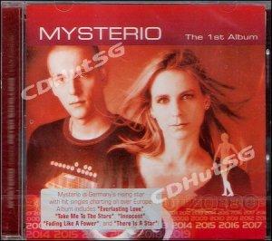 Mysterio THE CD ALBUM Bonus 5 Mixes Euro Dance 2005 NEW