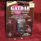 Gay Interest GAYDAR KEYCHAIN Funny GAG GIFT