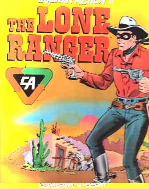 Playing Mantis 1998 CAPTAIN  ACTION FIGURE AS  THE  LONE  RANGER