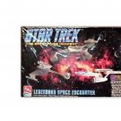 STAR TREK THE ENTERPRISE INCIDENT MODEL KIT
