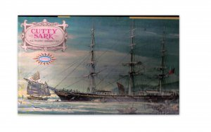 AURORA CUTTY SARK MODEL KIT