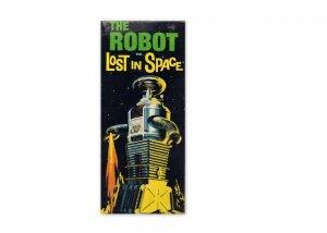 POLAR LIGHTS LOST  IN SPACE ROBOT MODEL KIT