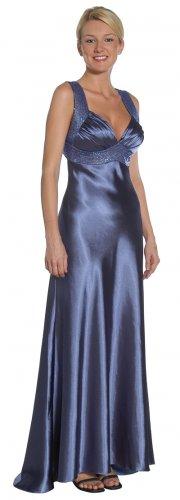 Purple Blue Formal Evening Dress Purple Prom Blue Pageant Homecoming   DiscountDressShop.com 1057JU