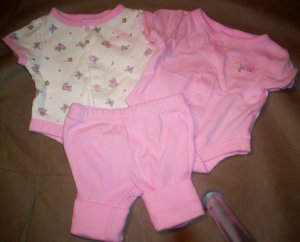 3 piece Preemie Set, Baby Connection