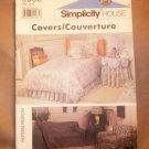 Simplicity House Pattern #9800 Covers
