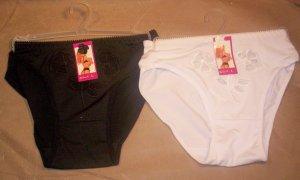 2 Pair of Ya Lan Ni Ladies Panties, Size L, Item # 05-001001060013