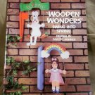 Wooden Wonders Swing Into Spring, Wooden Decorations, by Fayette Skinner, Item # 03-001001060002