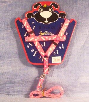 Pink Pet Body Harness, Item # 06-001016060002
