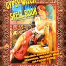 Gypsy Witch Spell Book