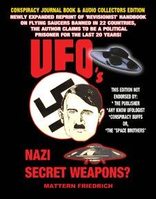 UFOs, Nazi Secret Weapons?