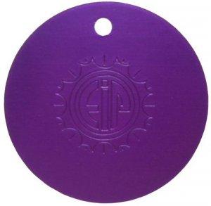 Tesla Purple Energy Disc