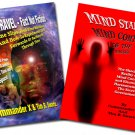 TWO BOOK SPECIAL!  Time Travel-Fact Not Fiction and Mind Stalkers-Mind Control of the Masses