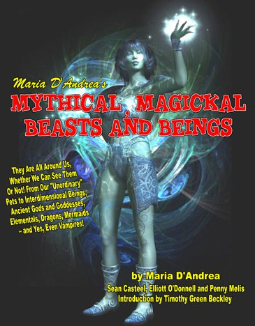 MYTHICAL, MAGICAL BEASTS AND BEINGS