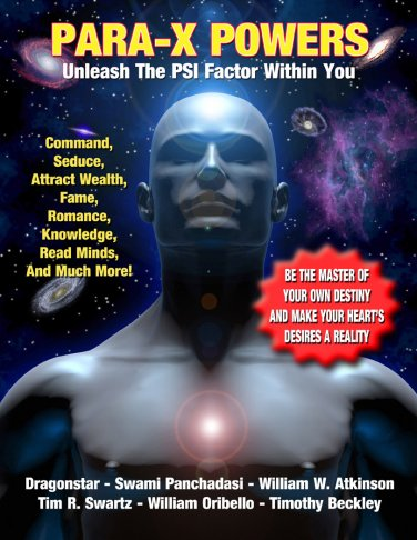 Para X Powers: Unleash The PSI Factor Within You!