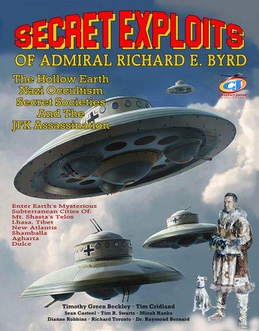 The Secret Exploits of Adm. Richard E. Byrd