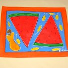 Tropical Fruits Placemats