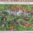 #3899 Northeast Deciduous Forest Souvenir Sheet 2004