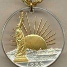 "C-118 U.S. Statue of Liberty half dollar ""copper-nickel"