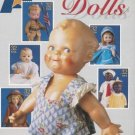 Classic American Dolls Postcard Collection Mint